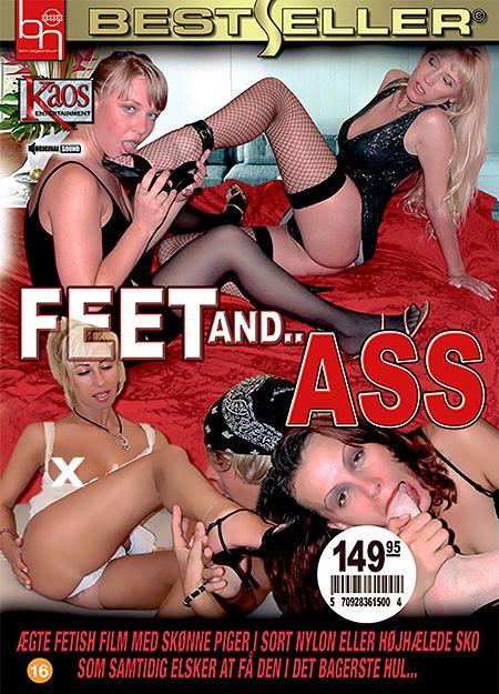 Feet And Ass