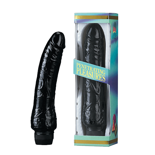 Pleasure Jelly Vibrator