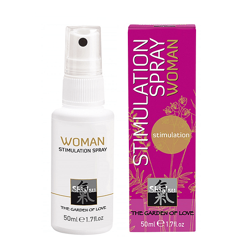 Shiatsu Woman Stimulation Spray