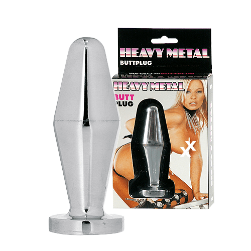 Heavy Metal Buttplug