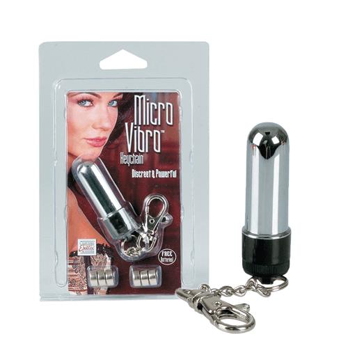 Micro Vibrator Nøglering