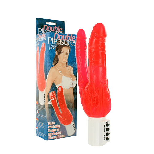 Roterende Dobbelt Vibrator