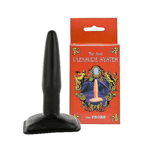 Probe Pleasure Buttplug
