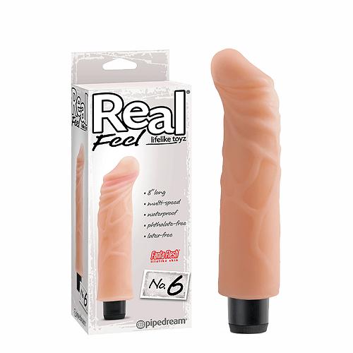 Lifelike G-spot Vibrator - Pipedream - Real Feel