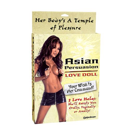 Asian Fever Onani Dukke