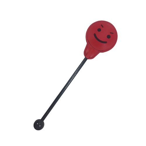 37 cm Læder Smiley Paddel