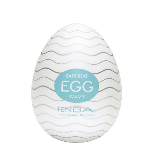 Tenga Egg Wavy Onaniprodukt