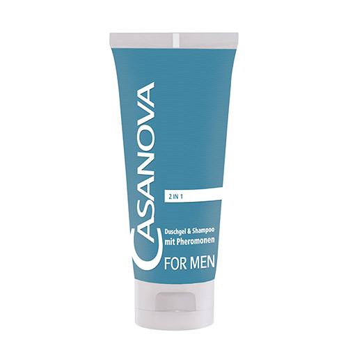 Casanova 2-i-1 Shampoo