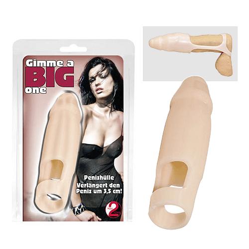 Big Penis Forlænger