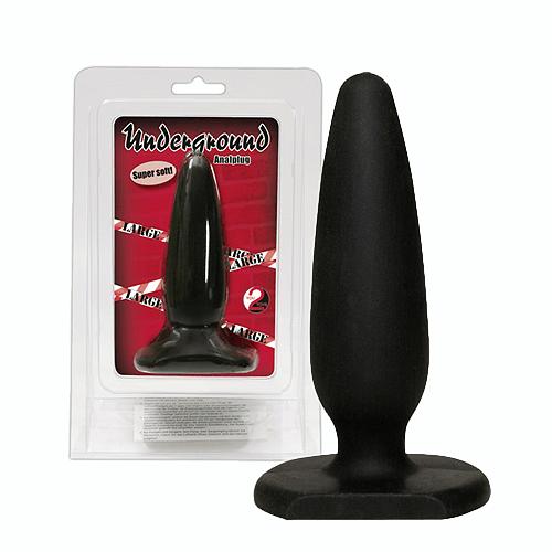 Underground Large Buttplug