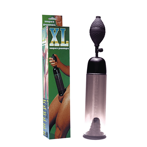 XL Penis Sugepumpe