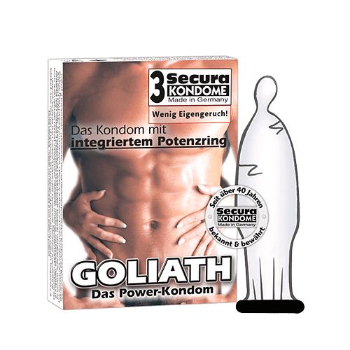 Secura Potensring Kondom