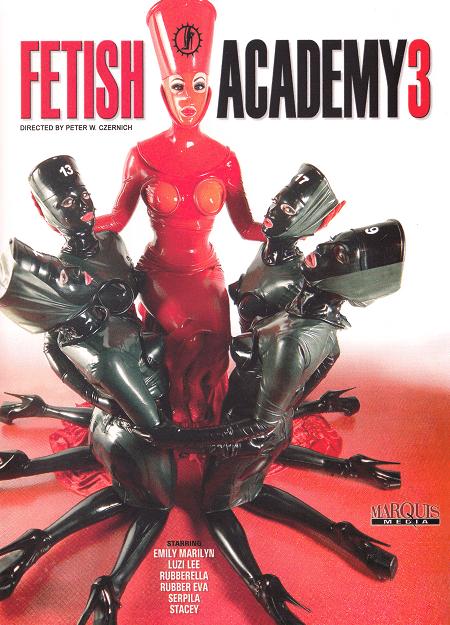 Fetish Academy #3 - Marquis Media