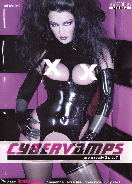 Cybervamps - Marquis Media