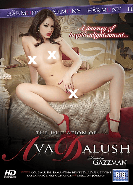 Initiation Of Ava Dalush - Harmony Films