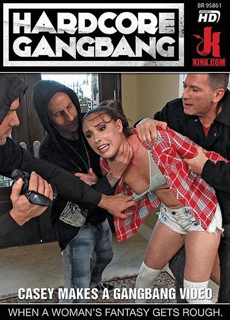 Casey Makes A Gangbang Video - Kink.com