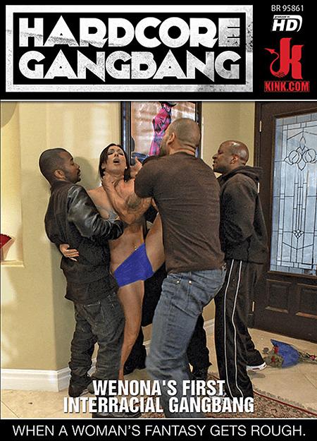 Wenona's First Interracial Gangbang - Kink.com Hardcore Gangbang