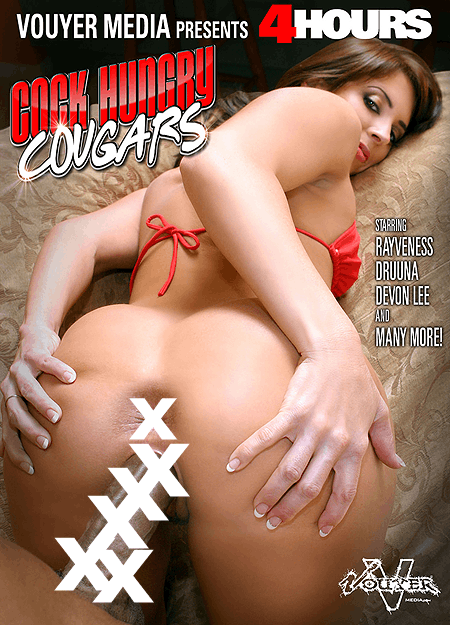 Cock Hungry Cougars