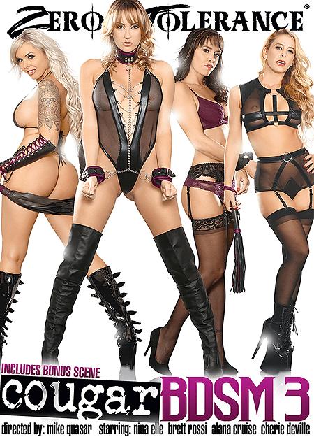 Cougar BDSM #3