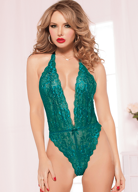 Envy Lace Teddy