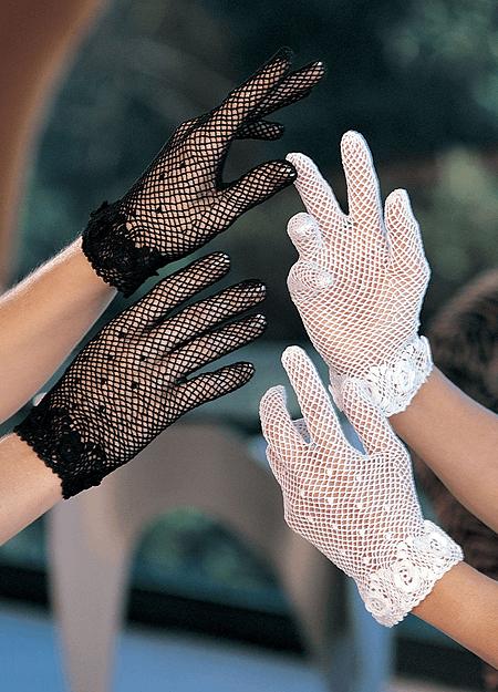 Kort Net Handske