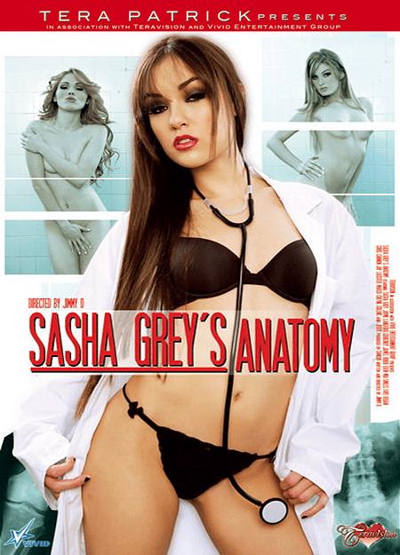 Sasha Greys Anatomy - Teravision