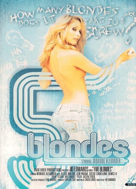 5 Blondes - Vivid