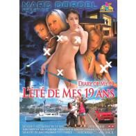 L'ete De Mes 19 Ans - Marc Dorcel - DVD videofilm