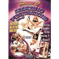 Amazing Penetrations #8 - Sticky Video - DVD pornofilm