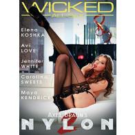 Axel Braun's Nylon #2 - Wicked Pictures - DVD sexfilm