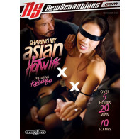 Sharing My Asian Hotwife - New Sensation - DVD sexfilm