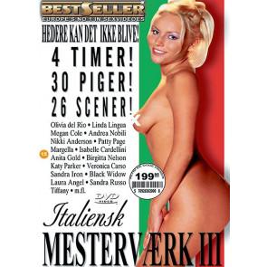 Italiensk Mesterværk #3