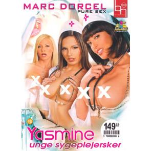 Yasmine - Unge Sygeplejersker - Marc Dorcel - DVD sexfilm