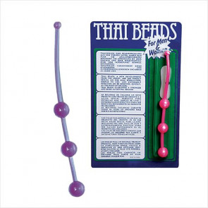 Thai Anal Beads
