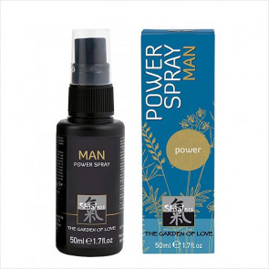 Shiatsu Man Power Spray - Shiatsu