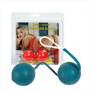 Latex Orgasam Balls