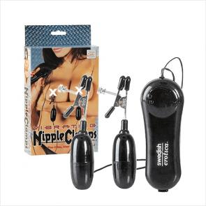 Nipple Vibrator Clamps