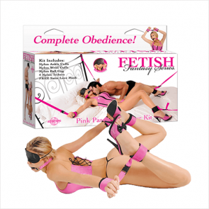 Passion Bondage Kit - Fetish Fantasy Serien - Binde Sæt