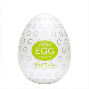 Tenga Egg Clicker Onani-Æg