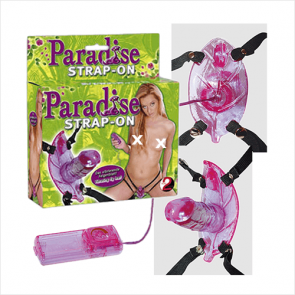 Paradise Strapon Butterfly