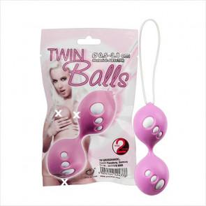 Twin Balls Sexkugler