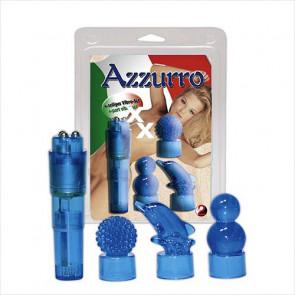 Pirrende Azzurro Lystsæt - You2toys - Sexlegetøj til hende