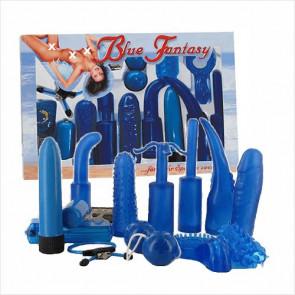Blue Fantasy Jelly Kit