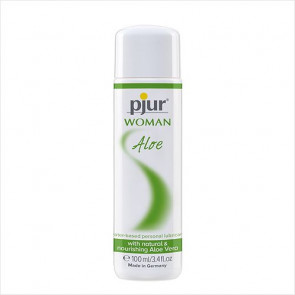 Pjur Woman Aloe Vera Glidecreme - Pjur - Vandbaseret glidecreme