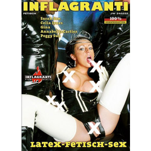 Latex Fetisch Sex - Inflagranti - DVD sexfilm