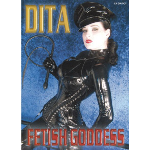 Dita Fetish Goddess - Marquis Media - DVD videofilm