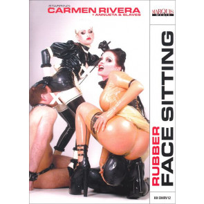 Rubber Face Sitting - Marquis Media - DVD pornofilm