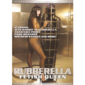 Rubberella: Fetish Queen - Gwen Media - DVD sexfilm