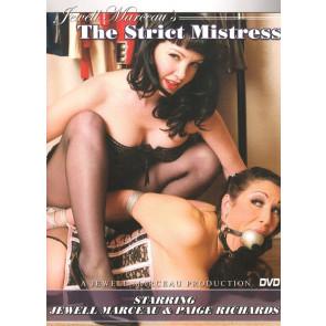 The Strict Mistress - Jewell Marceau - DVD pornofilm