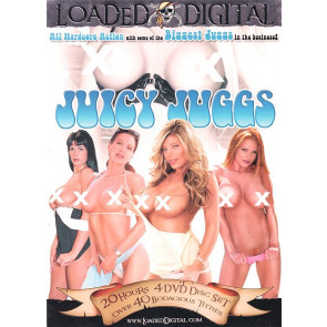 Juicy Juggs - Loaded Digital - 4 DVD disc set